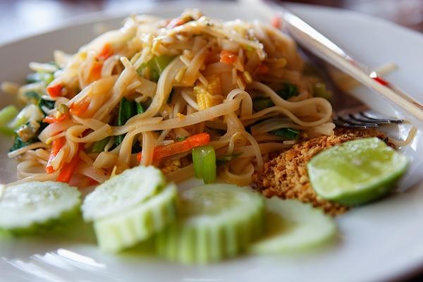 Egyszerű pad thai