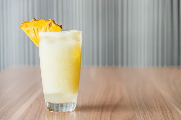Narancsos ananászturmix