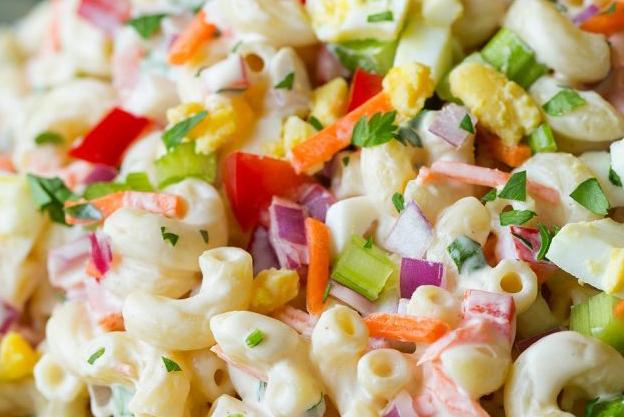 21 napos minden napra 1 nyári saláta kihívás – 17. nap