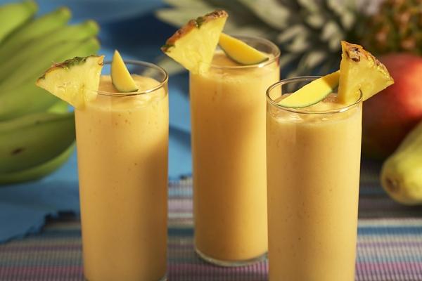 ananasz turmix