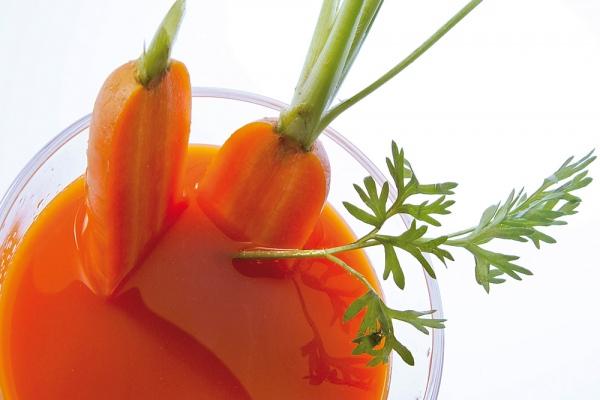 Rostos sárgarépalé házilag