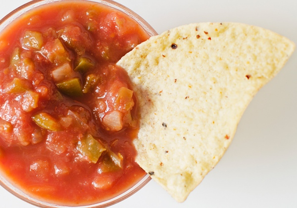 Igazi mexikói salsa