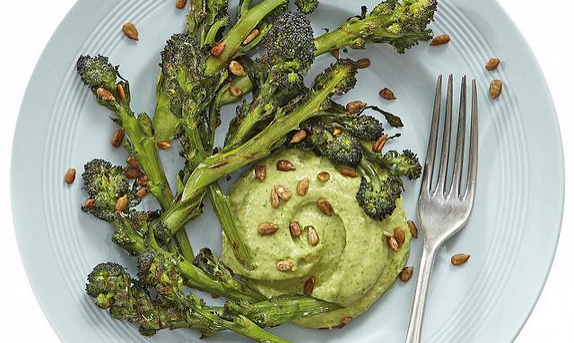 Egyszerű brokkolis kence