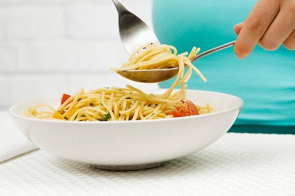 A leggyorsabb egészséges spagetti