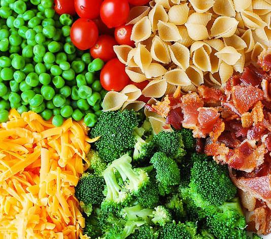 21 napos minden napra 1 nyári saláta kihívás – 11. nap