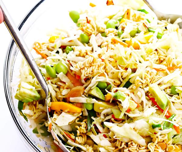 21 napos minden napra 1 nyári saláta kihívás – 19. nap