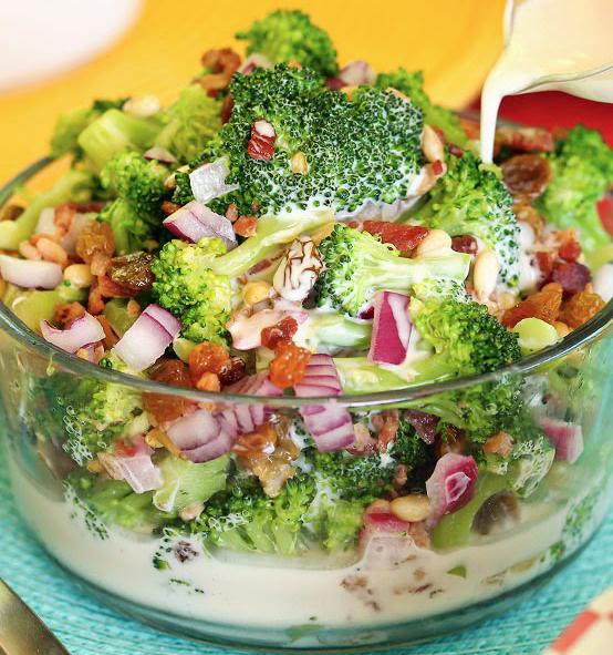 21 napos minden napra 1 nyári saláta kihívás – 2. nap