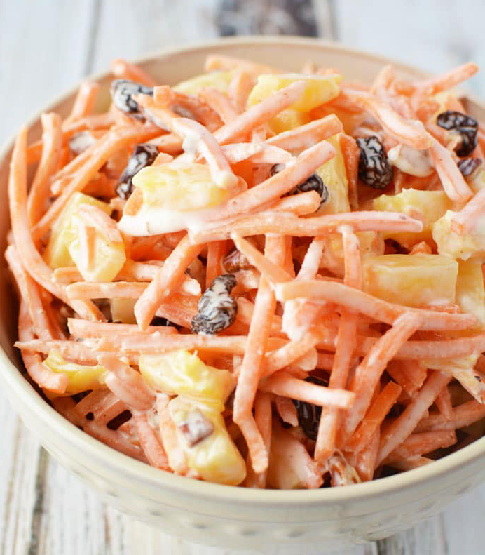 21 napos minden napra 1 nyári saláta kihívás – 6. nap
