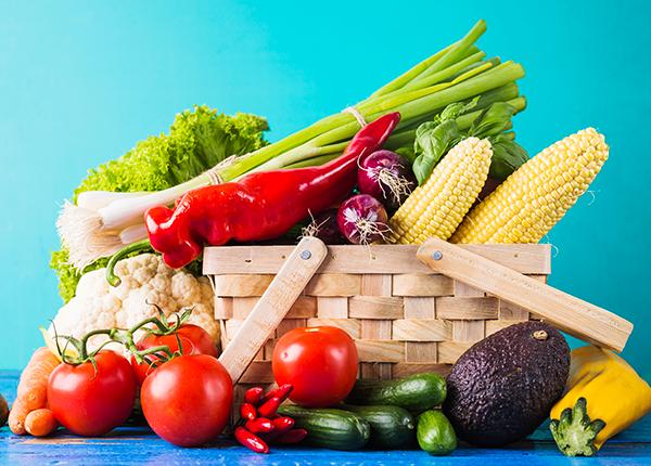 21 napos minden napra 1 nyári saláta kihívás – 2. heti bevásárlólista
