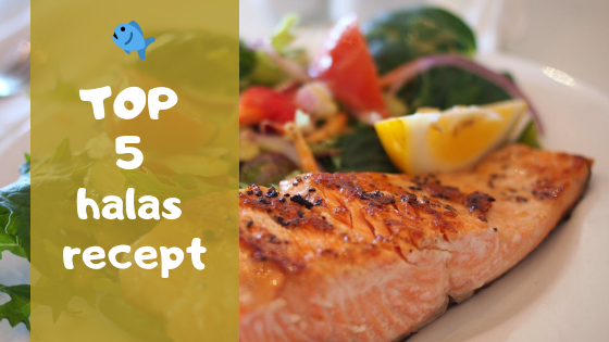 Top 5 halas recept