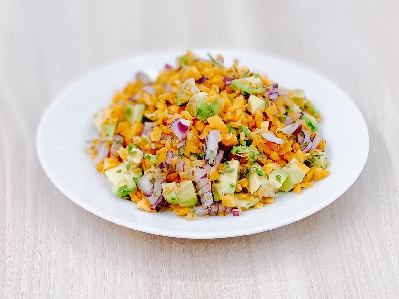 21 napos nyárköszöntő salátakihívás – 12. nap