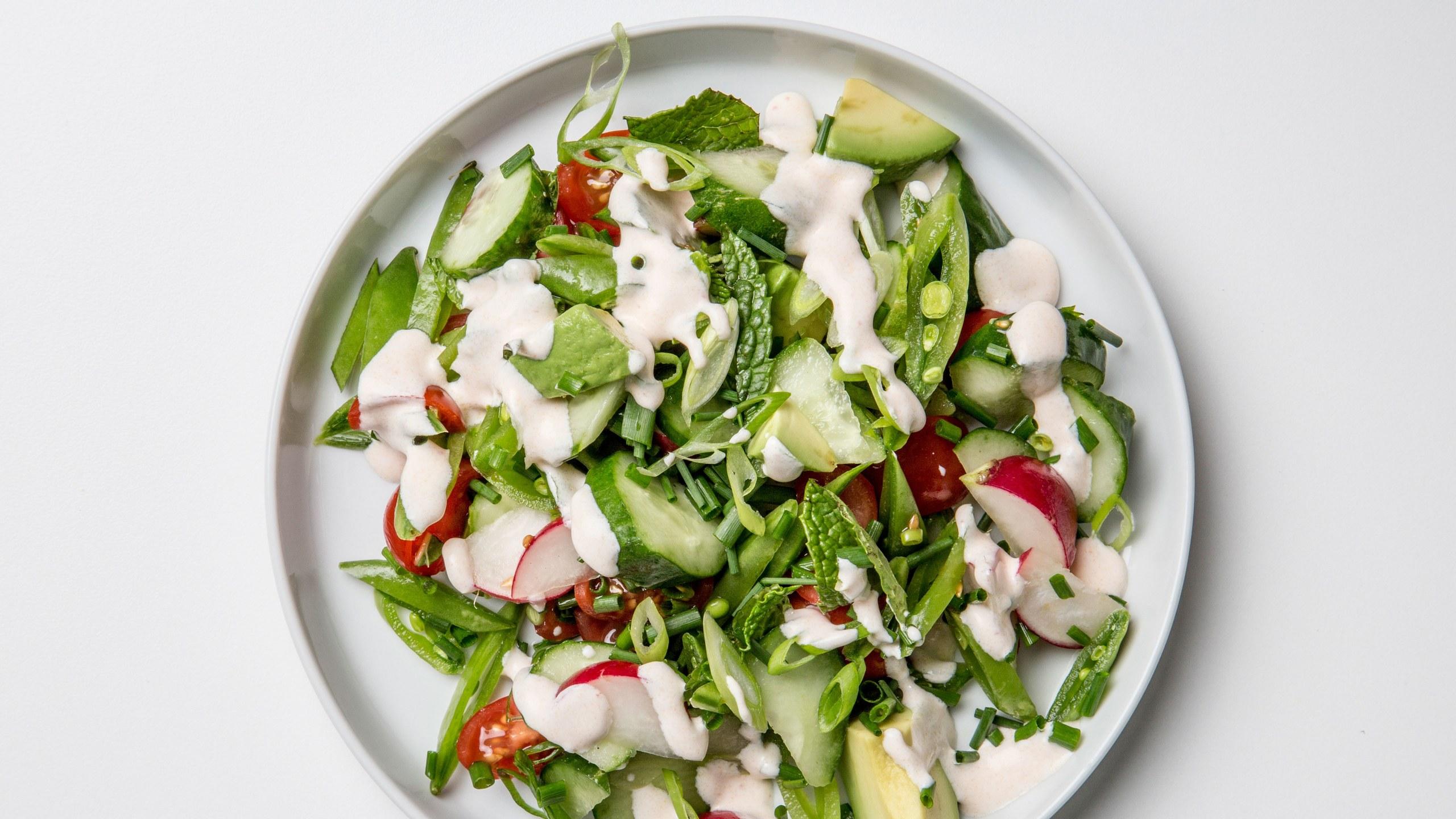 21 napos nyárköszöntő salátakihívás – 13. nap