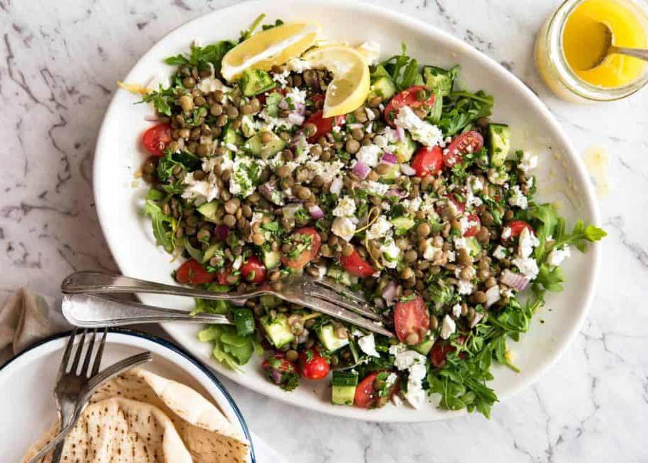 21 napos nyárköszöntő salátakihívás – 18. nap