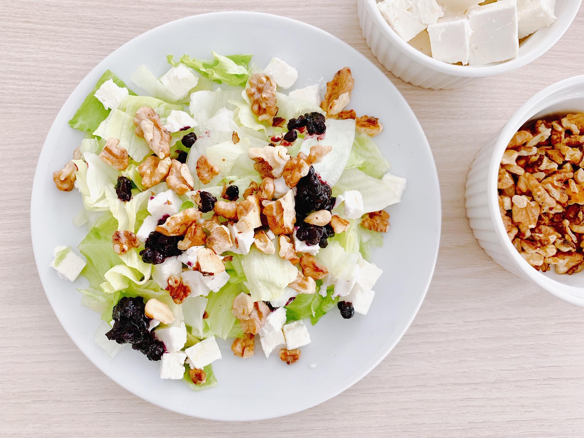 21 napos nyárköszöntő salátakihívás – 2. nap