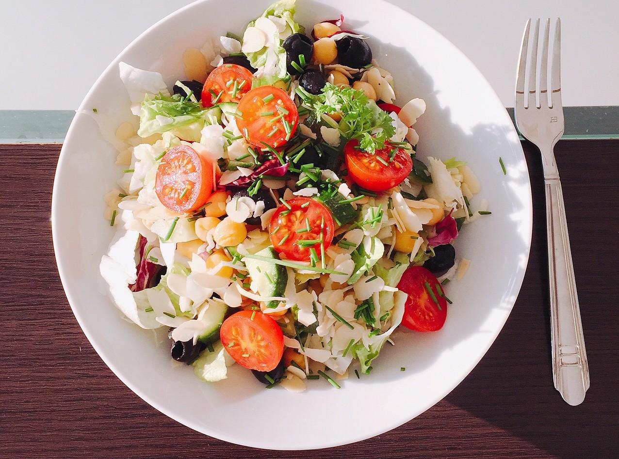 21 napos nyárköszöntő salátakihívás – 6. nap