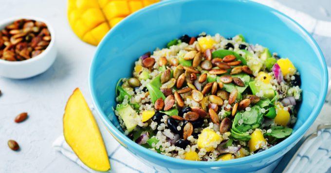 21 napos nyárköszöntő salátakihívás – 7. nap