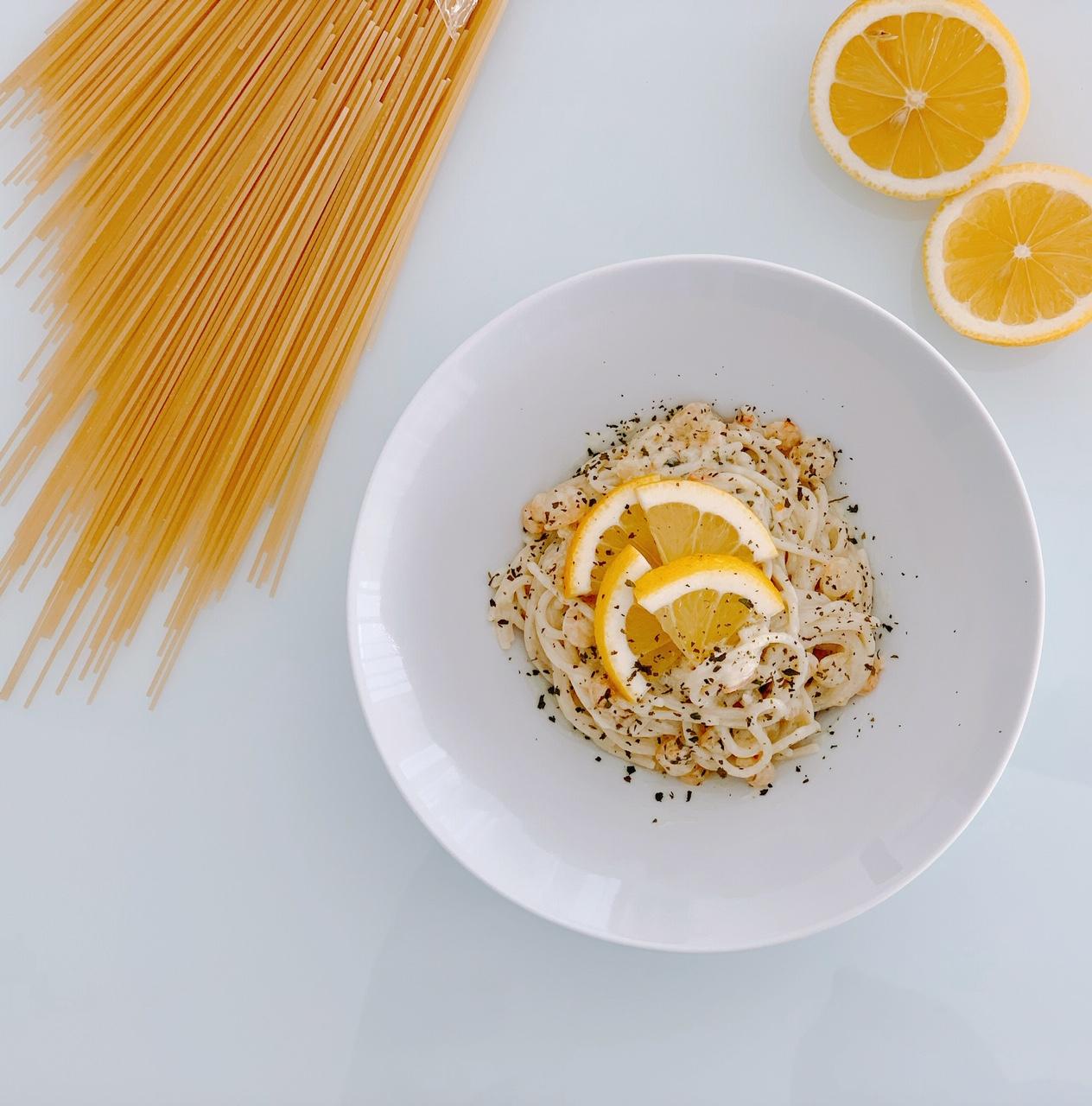 Gyors rákos spagetti