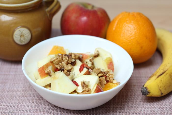 Immunerősítő gyümölcssaláta